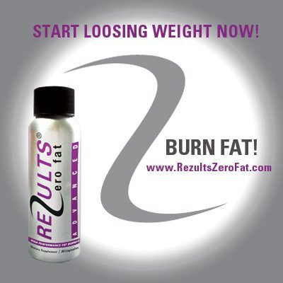 Rezults Zero Fat Burner - Bottle of 30 Capsules