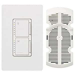 Light And Fan Dimmer Switch