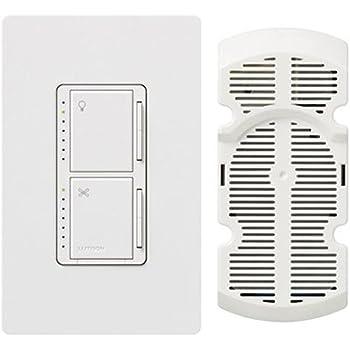 41187z1ltlL._SL500_AC_SS350_ hunter 27183 fan light preset dual slide fan light control hunter model 27183 wiring diagram at gsmportal.co
