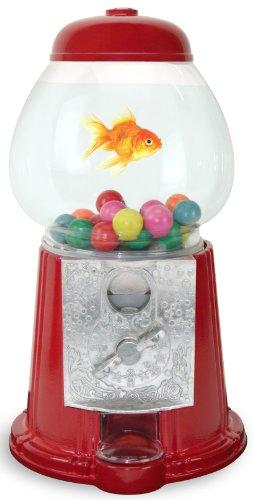 BigMouth Inc The Classic Gumball Machine - Fish Gum Bubble