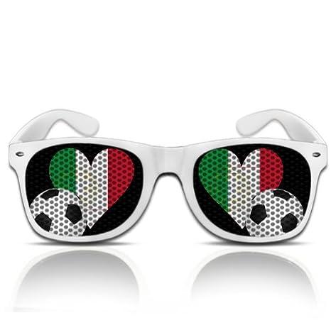 1 x Fanbrille Portugal Portugal Rot Fan Artikel Brille Portugal Sonnenbrille