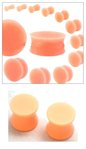 2-pairs-of-flesh-skin-colored-plugs-silicone-acrylic-hiding-retainer-ear-gauges-6g-4g-2g-0g-00g-1-2-
