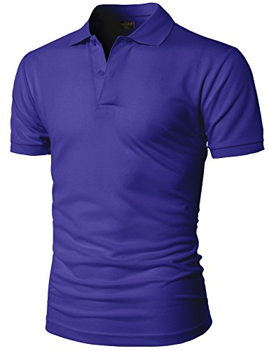 H2H Casual Designed Sleeve Button
