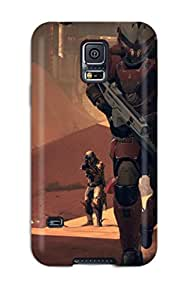 Larry B. Hornback's Shop Anti-scratch And Shatterproof Destiny Phone Case For Galaxy S5/ High Quality Tpu Case 3322971K61133135