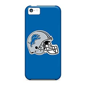 linfenglinIphone 5c Case, Premium Protective Case With Awesome Look - Detroit Lions 5