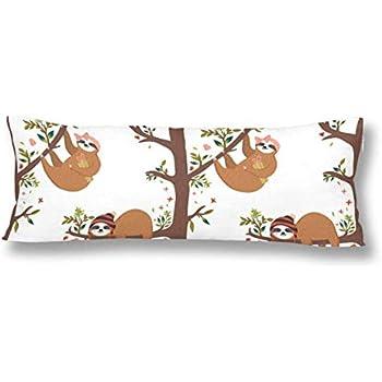 Amazon Com Interestprint Cute Baby Sloth On The Tree Body