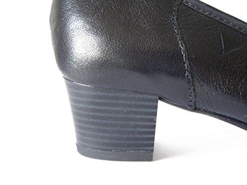 Pericoli Osvaldo Court Schuhe Nero Damen T8ZaZnqvOW