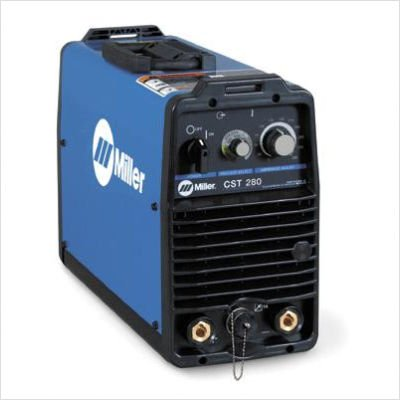 220-230V Stick/TIG Welder 280A with Tweco Style Connectors