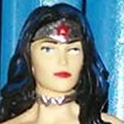 Colore Come da Originale 22518 Schleich- Wonder Woman Figurine Dipinto a Mano