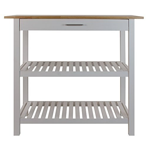 Casual Home Kitchen Island with ...