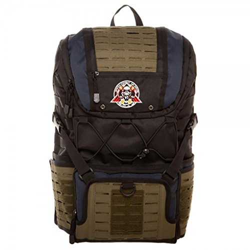 CALL OF DUTY Infinite Warfare S.C.A.R. Rucksack Laptop Backpack Reyes Ferran by Faerynicethings