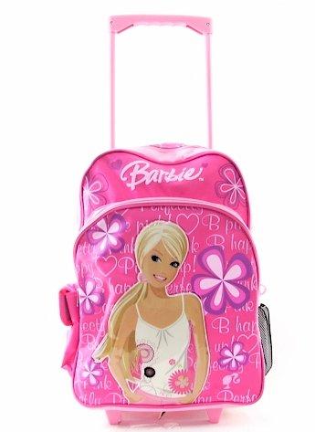 Barbie Rolling Backpack | Frog Backpack