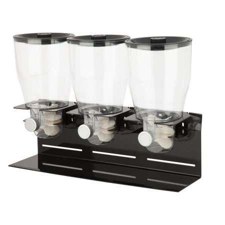 Commercial Plus Edition Triple Dispenser in Black