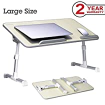 Avantree Quality Adjustable Laptop Bed Table