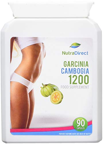 Nutra Direct Garcinia Cambogia, 1200 mg, 90 count