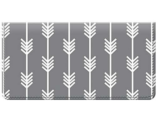 Covers Cute Checkbook - Snaptotes Arrow Design Trendy Checkbook Cover