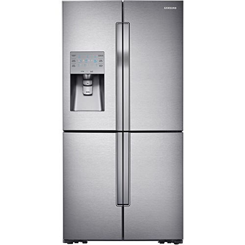 Samsung RF32FMQDBSR 4 Door Refrigerator Convertible
