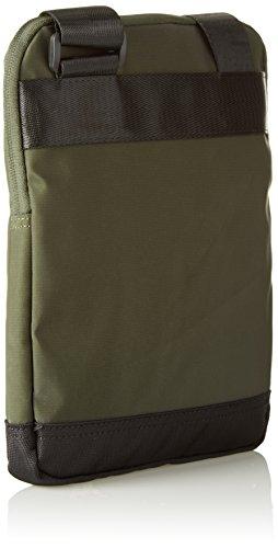 K-WAY K-teen - Shoppers y bolsos de hombro Hombre Verde (A95 Green Wood)