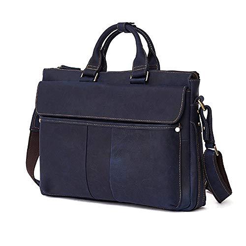 a da tracolla Vintage a Trend Fashion da valigetta portatile Borsa uomo lavoro Gxygwj portafoglio La ZqdanESn