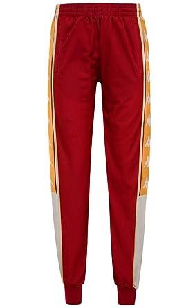 Femme Pantalon De Kappa Sport Aubergine Violet 3RjqAc54L