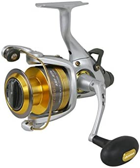 OKUMA FISHING TACKLE ABF55b Avenger ABF B Series Baitfeeder Reels, Multicolor, One Size