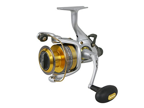 Okuma ABF-80b-CL Avenger ABF B-Series Reel, 4.5: 1 Gear Ratio, 6BB + 1RB Bearings, 33 lb Max Drag, 40