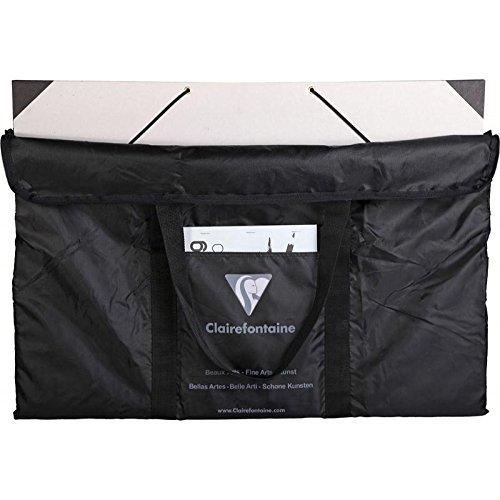 Zeichentasche 57x75 cm schwarz