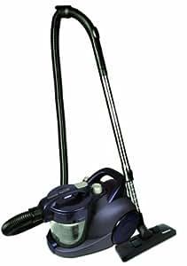 Taurus Megane 2200 - Aspirador sin bolsa, 2200W, succión 400W, depósito 2.5L, 4 niveles de filtrado hepa, válido para parquet, color azul