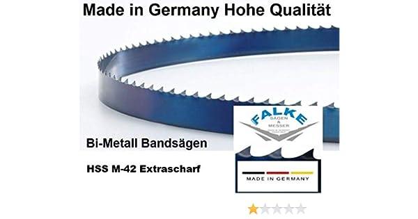 Hoja para sierra de cinta HSS M42 2240 x 13 x 0,90 mm 10//14 ZpZ Starrett S 2510