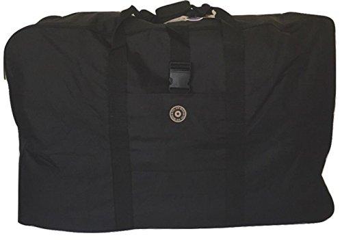 Square Jumbo Duffle Luggage Suitcase