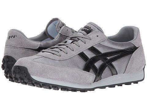 (オニツカタイガー) Onitsuka Tiger ユニセックスランニングシューズスニーカー靴 EDR 78 [並行輸入品] B075S13SH1 Men's 4.5, Women's 6 (22.5cm(レディース23cm)) M Silver/Black