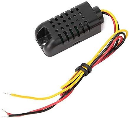 Sensor de temperatura de humedad, AM2311A Monitor de estación ...