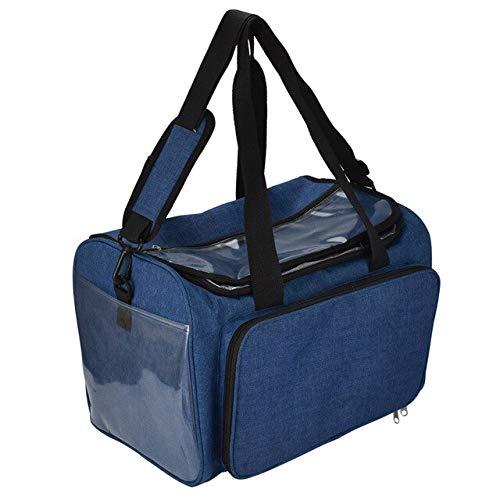 Storage bags - Sewing Supplies Yarn Storage Bag Handbag Yarn Organizer For All Crochet Knitting Accessory Crochet Bag For Yarn Storage by Clean Conner