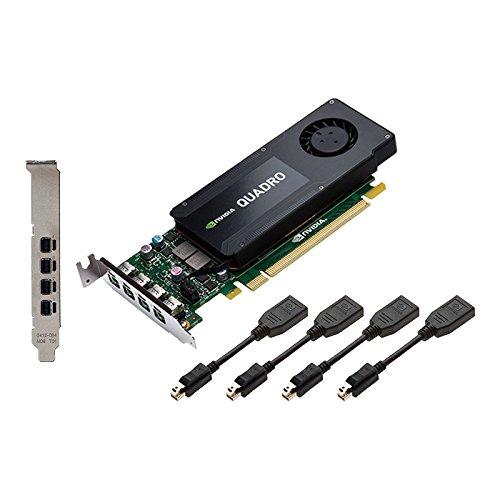 PNY NVIDIA Quadro K1200 - ( VCQK1200DP-PB)