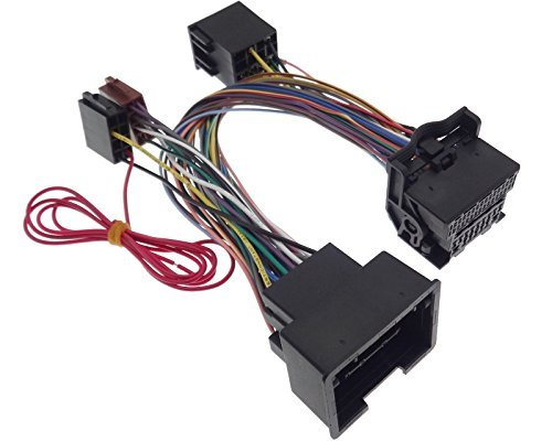 PaRROT tHB adaptateur de commande au volant oPEL astra/agila insignia bLUETOOTH iSO