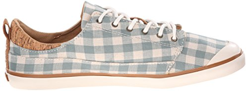 White Women's Reef Fashion Walled Sneaker Girls WOzzAcP7