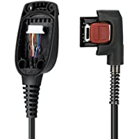 BATIGE Barcode Scanner Cable Wire Replacement for Motorola Symbol WT4090 RS409 RS419 Cable