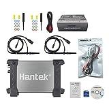 Wosontel Probe + Hantek Official 6022BE Laptop PC USB Digital Storage Virtual Oscilloscope 2 Channels 20Mhz Handheld Portable Osciloscopio