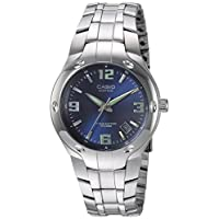 Deals on Casio EF106D-2AV 100M Water Resistant Watch