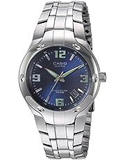 Reloj Casio Edifice para Hombres 37mm, pulsera de Acero Inoxidable