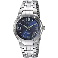 Casio Men's Edifice EF106D-2AV Stainless Steel Watch