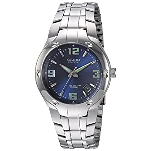 4118Jr2BbjL. SS300  - Casio EF106D-2AV Stainless Steel Watch