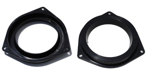 Toyota Aftermarket 6.5-Inch Plastic Speaker Adapter (Access Rear Doors)