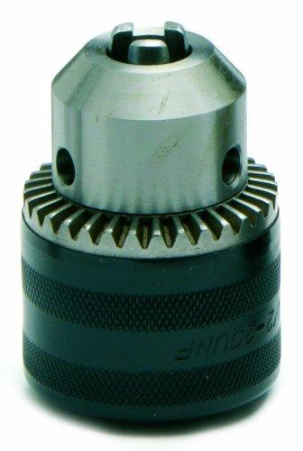 G&J Hall Tools 18ZA02B Powerbor Drill Chuck with KS2 Key, 1/2