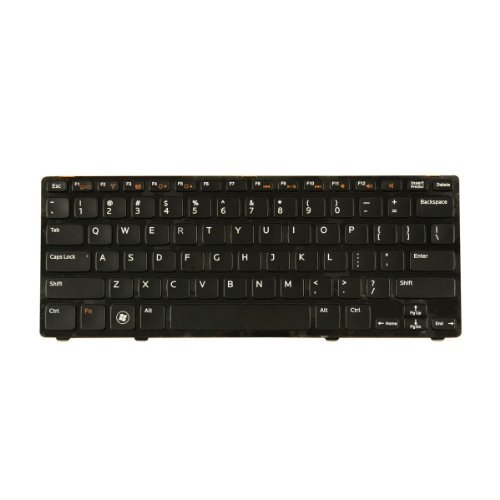 Without Backlight Keyboard for Dell Inspiron 14Z-5423 13Z-5323 / Vostro 3360 V3360 Black US Layout