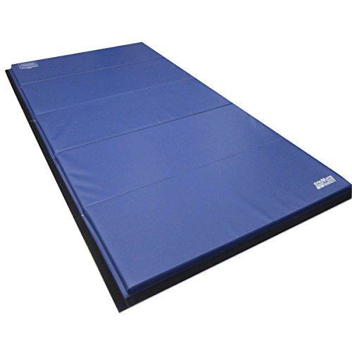 "Gymmatsdirect 5'x10'x2"" Super Large Gymnastics Exercise"