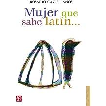 Amazon rosario castellanos kindle store mujer que sabe latn literatura spanish edition nov 11 2010 kindle ebook by rosario castellanos fandeluxe Choice Image