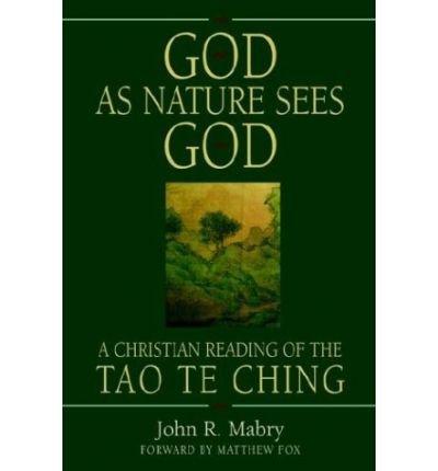 God as Nature Sees God (Paperback) - Common pdf