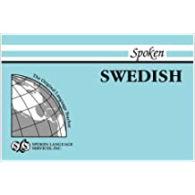 Spoken Swedish [With 4]