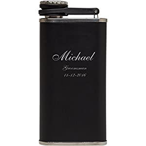 Personalized Stanley 8oz Flask with Free Engraving